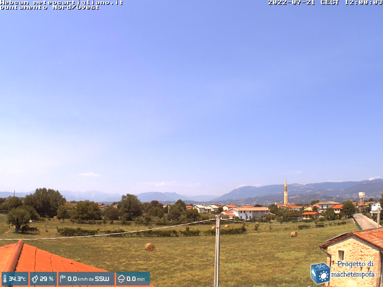 webcam Cartigliano (VI)